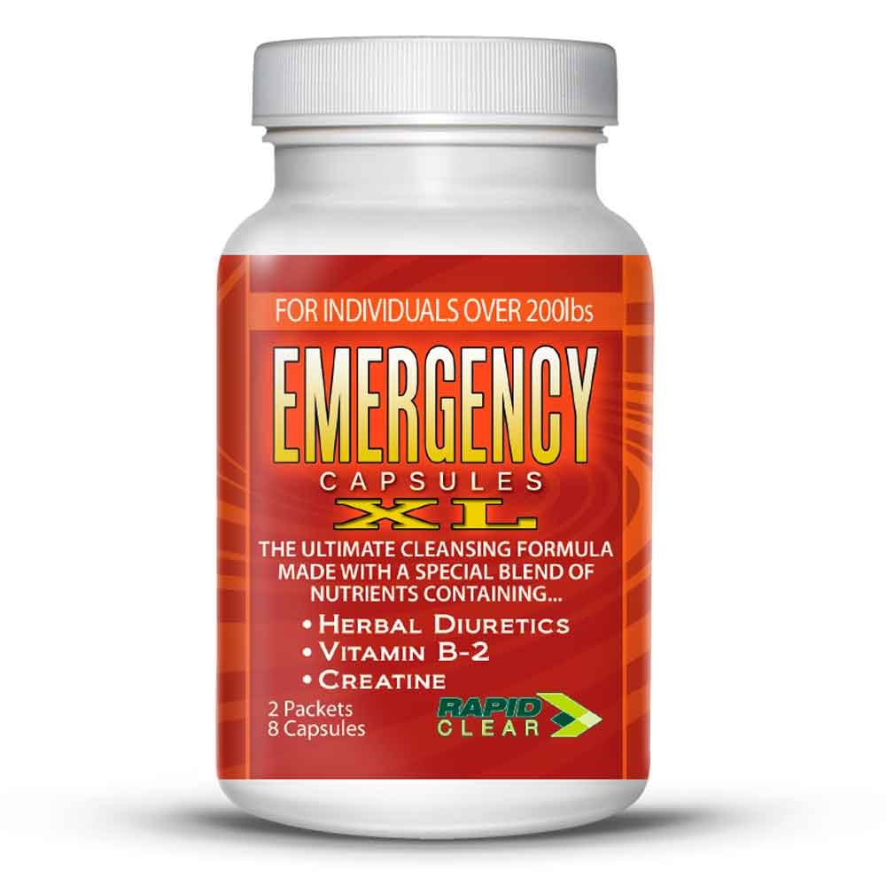 Emergency Capsules XL